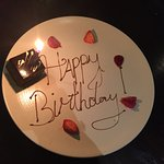 Lovely Birthday Surprise from the Macdonald Compleat Angler