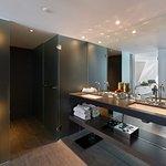 Badezimmer Vitznauerhof Suite