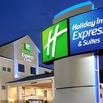 Humble Holiday Inn Express is perfect for weekend sports trips!
