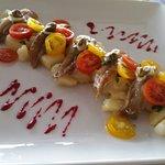 Restaurant avec terrasse bord de mer. Accueil sympathique. Bonne cuisine.
