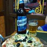 SUPERB CALABRIAN PIZZA !