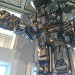 Impressive Vulcan sculpture