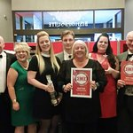 Best Bar None pub category and overall winner 2016