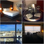 Montage of images from Grand Hyatt DEW