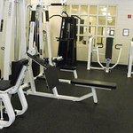YMCA Fitness Area