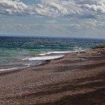 shoreline of Lake Superior