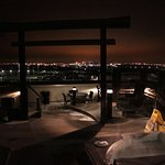 Rooftop Hot tubs & night view