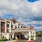 Hampton Inn Anchorage and Mountains
