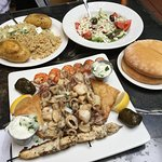 Paros Platter (for two).