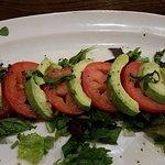 Caprese Salad at Sauce