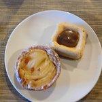 2 Desserts I selected
