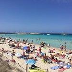 Strand Playa de ses Illetes Foto