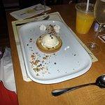 Apple Tarte Tatin homemade madagascar vanilla ice cream