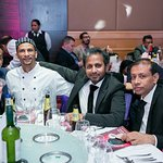 "WINNER  ""CURRY LIFE BEST CHEF AWARD 2016""  Our award winning chef Akhtar Hussain is receiving aw"