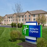 Photo de Holiday Inn Express Logan