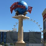 Planet hollywood of course!