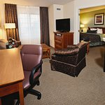 Relax in our Spacious One Bedroom Suite