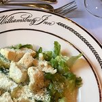 Regency Caesar Salad (without anchovies)