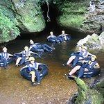 Underworld Adventures Cave Rafting Foto