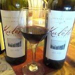 Kuleto Estate Cab Franc and Cabernet Sauvignon, Napa Valley, CA
