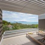 Love Ocean View Room Balcony