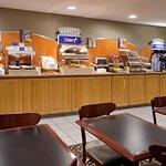 Foto de Holiday Inn Express Warren
