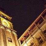 Cathédrale Saint Sacerdos de nuit.