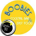 Boobie's logo
