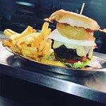 Titanic burger