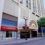 Crowne Plaza Hotel Hamilton Foto