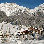 Winter im Almwellness-Resort Tuffbad