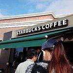 Starbucks Sano Premium Outlet Playground Foto