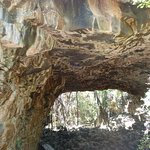 Archway lava Tubes