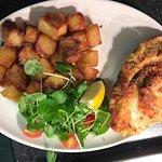 Crab Mornay - Seafood Evening
