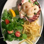 Garlic Prawns - special of the day