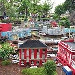 Voor de volwassene is het miniatuurpark wel leuk om te zien.