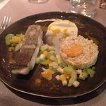 cabillaud et risotto de quinoa