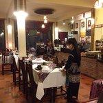 Boutique Sapa Hotel restaurant Foto