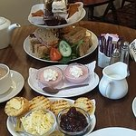 Afternoon Tea at The Buttery, Lymington