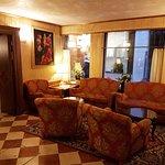 hotel lounge - Wifi area