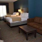 Photo de Holiday Inn Express & Suites Goldsboro - Base Area