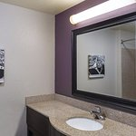 Newly renovated, our spacious bathrooms are always clean and comfortable
