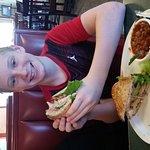 Great food at Le Peep in St. Joseph, Missouri.
