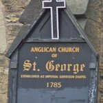 Anglican Church of St. George 1785