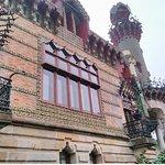 Comillas, Capricho de Gaudí