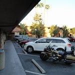 Adequate Parking
