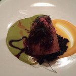 Miso Butterfish - sauces compliment the fish