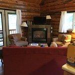 Foto de Lakedale Resort at Three Lakes