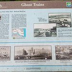 historical description of the old trains