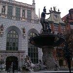 Neptune's Fountain (Fontanna Neptuna) Foto